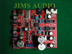TI PCM2702 DAC + HP/Pre-Amp