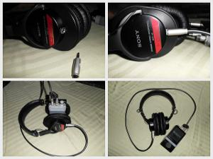 Zune120 Mini3 Sony V6, detachable cord