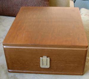 Schalliol's Sennheiser Box