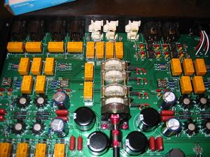 Apache - Inside of Preamp