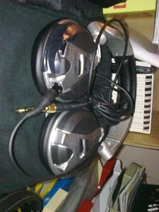 The AKG K181 DJ, my portable headphone...