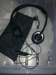 The PX200 II, I only gave it up for the extra isolation of the K181. One of the best Sennheisers...