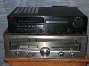 Luxman 1120a & R-113