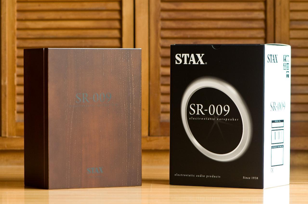 sr009 wooden box and cardboard box.