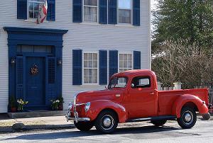 Main Street, Wickford, Rhode Island