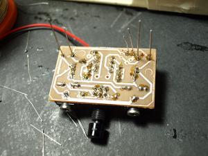 Bottom soldered side