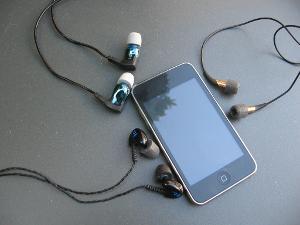 Ipod Touch 3rd Gen, 64 gig, Westone 2, Klipsch Image x10i and Ultimate Ears Triplefi 10