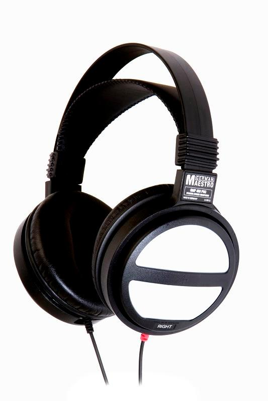 German Maestro GMP 400 Headphones