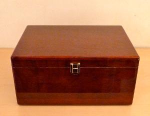 LCD-2 wooden box