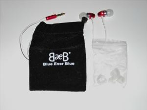 "Blue Ever Blue 866B ""The Red"" contents"