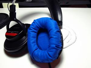 DIY earpads