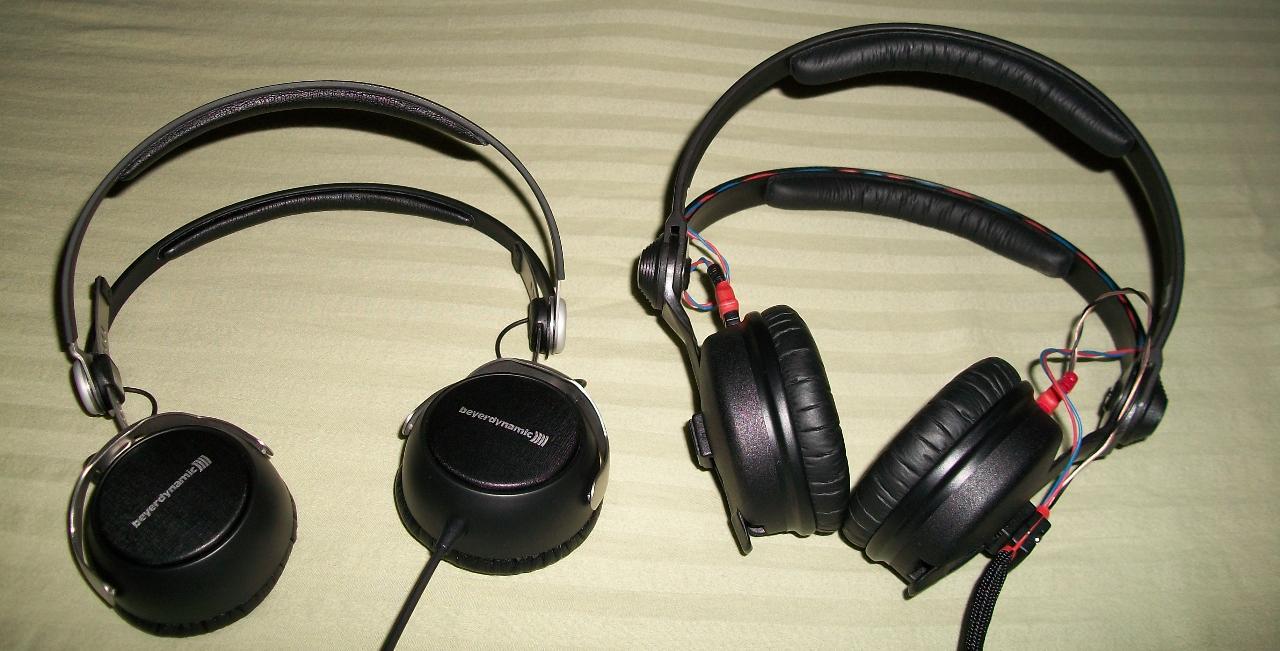 HD25 vs DT1350