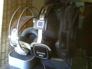 Some of my headphones