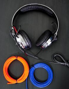 Chrome HD25-1 DJ Headphones