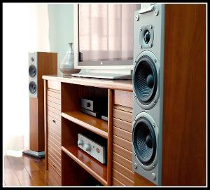 Audiovector K3 Signature speakers and Unison Research Unico amplifier