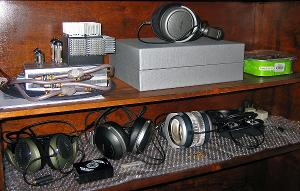 Philips HP800, Sennheiser HD650, Ultimate Ears Super.fi 5 EB, Sennheiser HD595, Denon D2000,...
