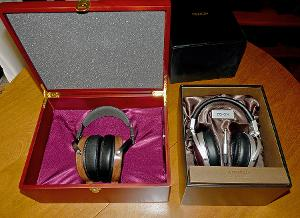 Audez'e LCD-2 and Denon D7000
