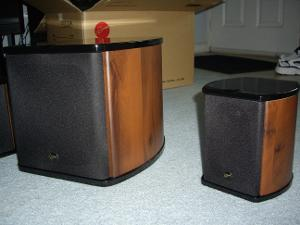 Subwoofer and Satellite