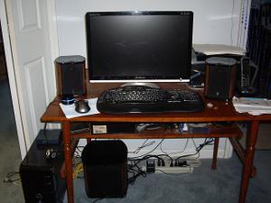 Computer Set Up