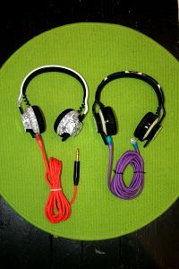 Some custom TMA-1 cables