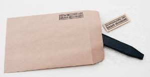 Our Grado Leather Headband is airmailed in an envelope with bubble wrap. When received, take the...