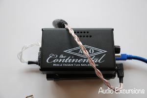 The Continental from ALO Audio in matte black!