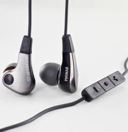 Phonak Audeo PFE 232 earphones