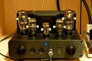 Woo Audio WA22 with GZ34
