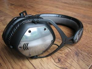 Gunmetal Black V-Moda Crossfade LP