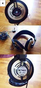 Needs jack / rewire (old style jack present) Needs earpads Elastics broken Plastic cap+metal...