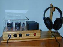 TEKTRON-Italia OTL Tube Headphone Amplifier