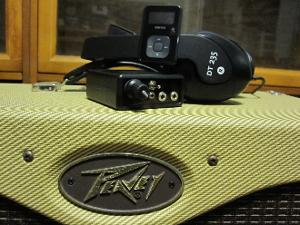 I just wanted to show off the Peavey badge :)