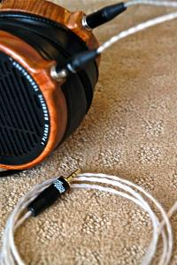 Chris_Himself LCD-2 Cable - looks super clean and sounds EXCELLENT