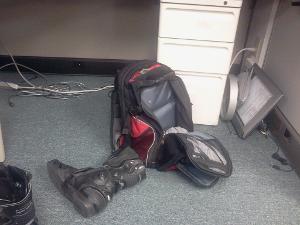 Muh baggage