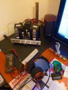 Cary 300 SEI sounds so sweet with Grace M903 as DAC