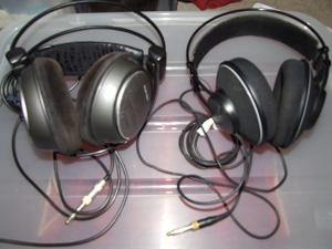 CD1700 and AKG K400, choosing between the two is difficult.
