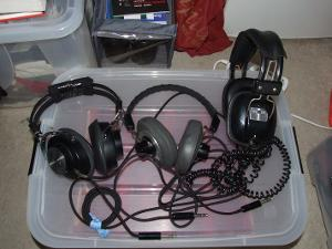 Vintage Sony: DR 5A, DR6A and DR7...