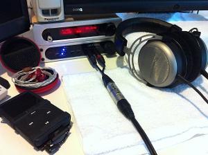 Current gear as of 16th Dec 2011 - Matrix mini-i and Quattro to T1.  Sold the mini-i and Quattro...