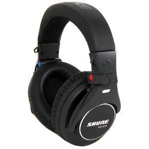 Shure SRH-840 Professional Monitor Headphones.