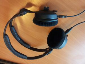 SennHeiser HD25 1 II with Stock HD600 Cable