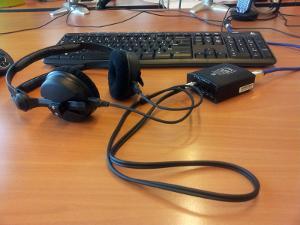 SennHeiser HD25 1 II with SMSL USB DAC