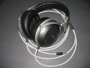 Denon D2000's with Gold plated 6N Copper wires
