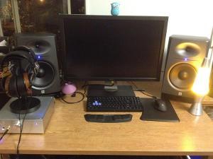Dorm desktop