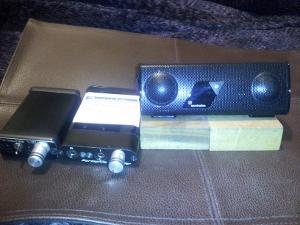 Portaphile and Foxl Bluetooth speaker.jpg