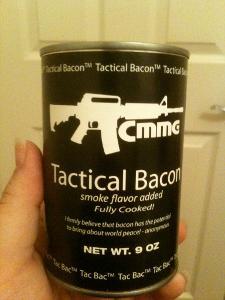 Tactical Bacon.