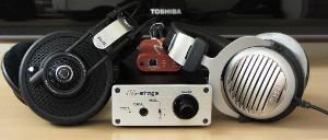 Q701, Matrix M-stage, HRT Music Streamer II, DT990 600ohm