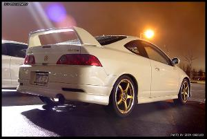 My long-gone Acura