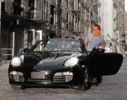 Me and my Porsche.