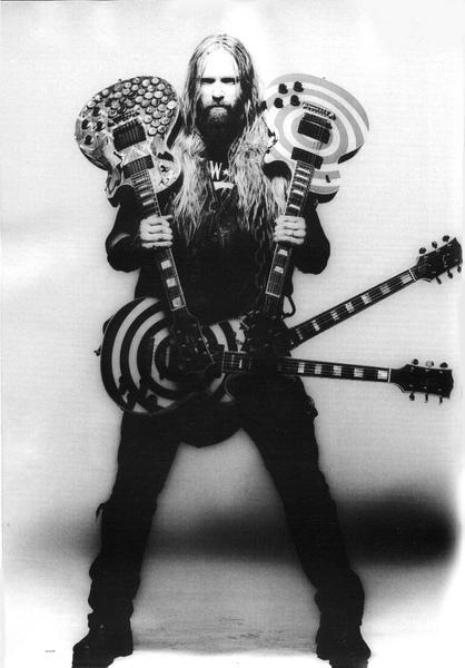 Zakk Wylde - Guitar God
