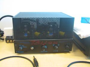 Le Bijou tube amp